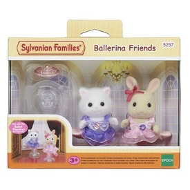 Sylvanian Families: Balerina barátnő készlet Itt egy ajánlat található, a bővebben gombra kattintva, további információkat talál a termékről.