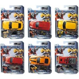 Trans-Robot robottá alakítható autó - 16 cm, többféle