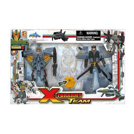 X-Forarmy 2 darabos robot - 13 cm, többféle