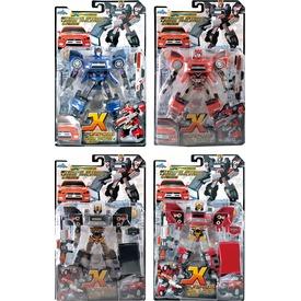 X-Formers átalakítható robot - 23 cm, többféle