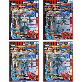 X-Forarmy átalakítható robot - 13 cm, többféle Itt egy ajánlat található, a bővebben gombra kattintva, további információkat talál a termékről.