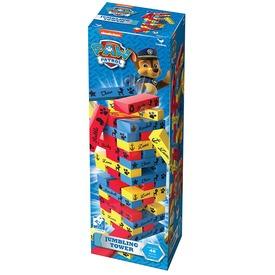 Mancs őrjárat toronyépítő 48 darabos társasjáték