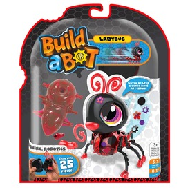 Build-A-Bot katica robotfigura építő készlet