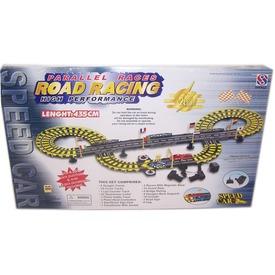 Road Racing elektromos versenypálya - 435 cm Itt egy ajánlat található, a bővebben gombra kattintva, további információkat talál a termékről.