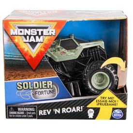 Monster Jam lendkerekes kisautó - 1:43, többféle