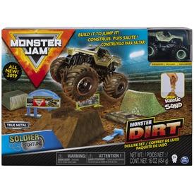 Monster Jam kinetikus homok pályakészlet