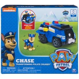 Mancs őrjárat Chase átalakuló autója - 18 cm