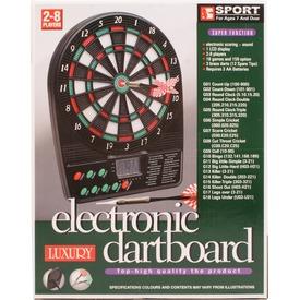 Elektromos darts készlet - 26 cm Itt egy ajánlat található, a bővebben gombra kattintva, további információkat talál a termékről.