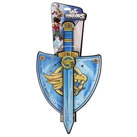 Kalóz és lovag kard és pajzs - többféle