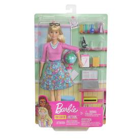 Barbie karrier játékszettek - tanár