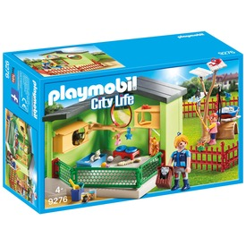 Playmobil City Life - Cicapanzió 9276