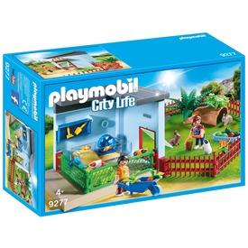 Playmobil Kisállatpanzió 9277