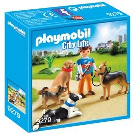 Playmobil Kutyatréner 9279