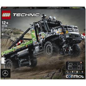LEGO Technic 42129 4x4 Mercedes-Benz Zetros verseny teherau