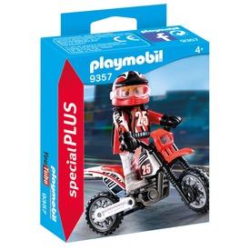 Playmobil Motocross-versenyző 9357