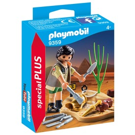 Playmobil Régész és kiásott csontok 9359