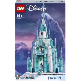 LEGO Disney Princess 43197 A jégkastély