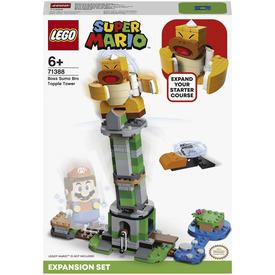 LEGO Super Mario 71388 Boss Sumo Bro Toronydöntő kiegészítő sze