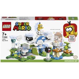 LEGO Super Mario 71389 Lakitu Sky World kiegészítő szett