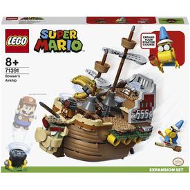 LEGO Super Mario 71391 Bowser léghajója kiegészítő szett