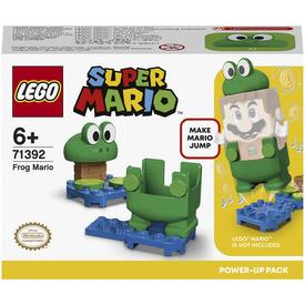 LEGO Super Mario 71392 Frog Mario szupererő csomag