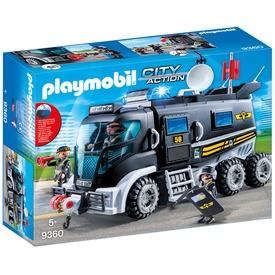Playmobil Rendőrségi rohamkocsi 9360