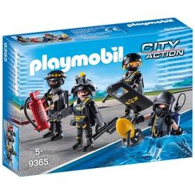 Playmobil Speciális Egység Kommandósok 9365