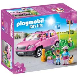 Playmobil Családi kiskocsi parkolóhellyel 9404