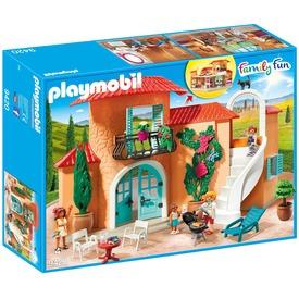 Playmobil Mediterrán villa 9420