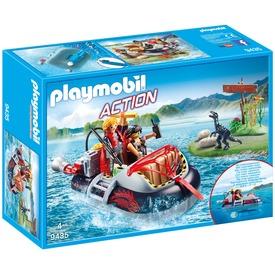 Playmobil Légpárnás csónak víz alatti motorral 9435