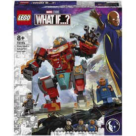 LEGO Super Heroes 76194 Tony Stark Sakaarian Vasembere