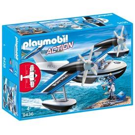 Playmobil Rendőrségi hidroplán 9436
