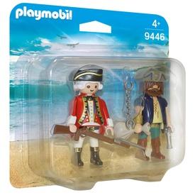Playmobil Kalóz és katona duo pack 9446