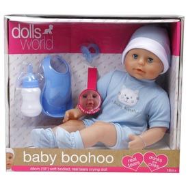 Baba, baby Boohoo, 46 cm, igazi könnyekkel sír, kiegészítőkkel Itt egy ajánlat található, a bővebben gombra kattintva, további információkat talál a termékről.