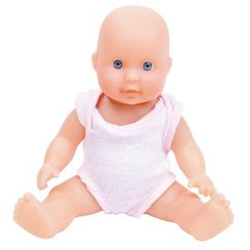 Little Baby fürdethető baba - 17 cm