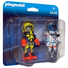 Playmobil Űrhajósok duo pack 9448