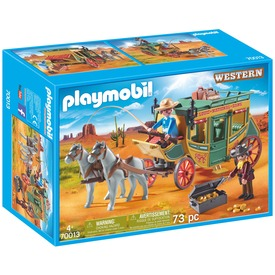 Playmobil Western lovaskocsi 70013