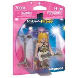Playmobil Rocksztár 70031