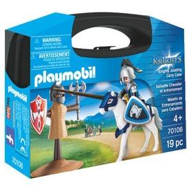 Playmobil Lovagi torna - Hordozható szett 70106