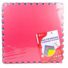 Egyszínű habszivacs 4 db-os óriás fitnesz szőnyeg