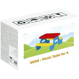Piknik asztal 4 személyes