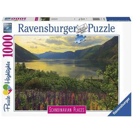 Puzzle 1000 db - Norvég fjordok