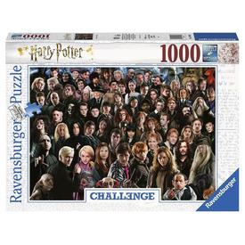 Puzzle 1000 db - Harry Potter
