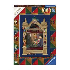 Puzzle 1000 db - Harry Potter útban a Roxfortba