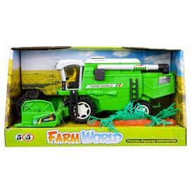 Farm World műanyag kombájn - 28 cm, többféle Itt egy ajánlat található, a bővebben gombra kattintva, további információkat talál a termékről.