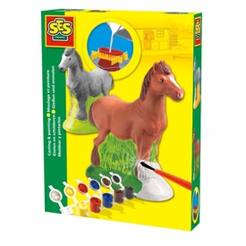 SES lovacska 3D gipszkiöntő készlet