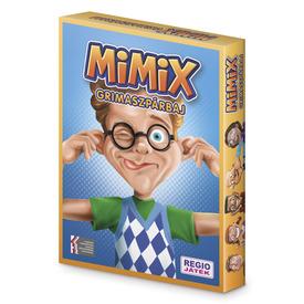 Társasjáték - Mimix