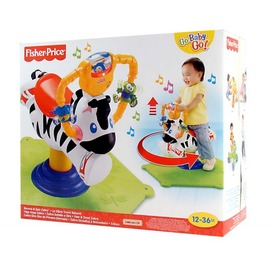 Fisher-Price ugráló zebra