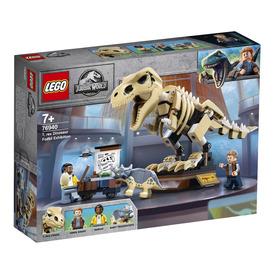 LEGO Jurassic World 76940 T-Rex dinoszaurusz őskövület kiállítás