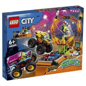 LEGO City Stuntz 60295 Kaszkadőr show aréna